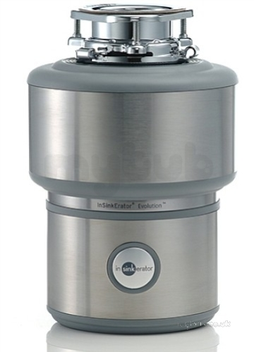 Insink : ... Waste Disposer .75 Hp 3-stage Grind Technology Air Switch : Insink