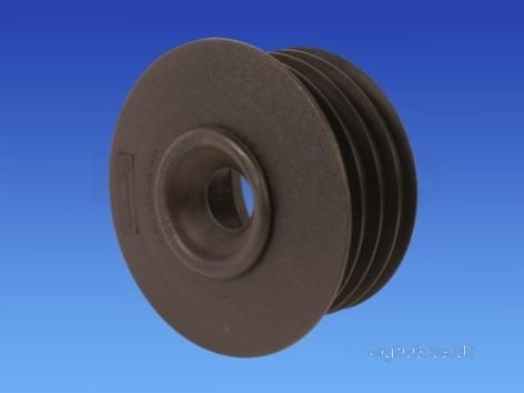 Wavin S460 Black Internal Reducer Hepworth Building